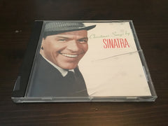 Frank Sinatra Christmas Songs CD as is