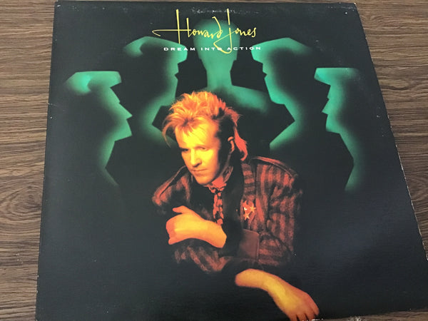 Howard Jones Dream into Action LP