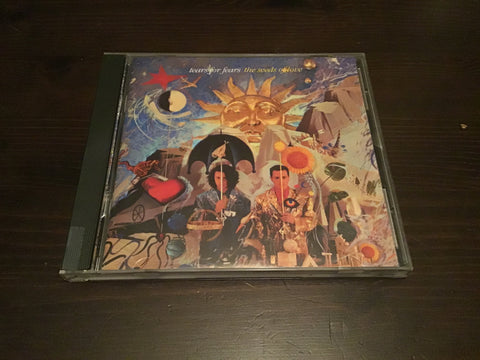 Tears for Fears The Seeds of Love CDs as is