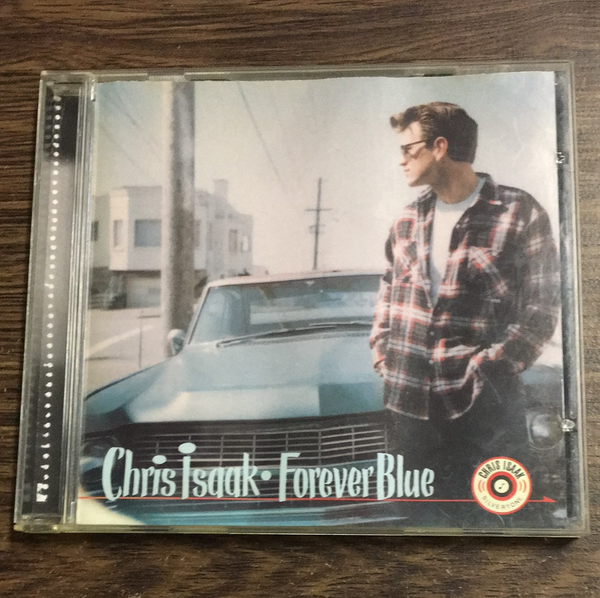 Chris Isaak Forever Blue CD
