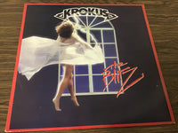 Krokus The Blitz LP