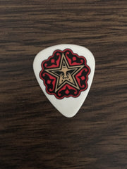 Shepherd Fairey Obey guitar pick