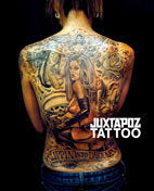 Juxtapoz Tattoo Hard Cover Book