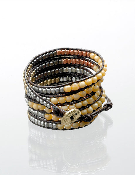 Perfect Match Wrap Bracelet