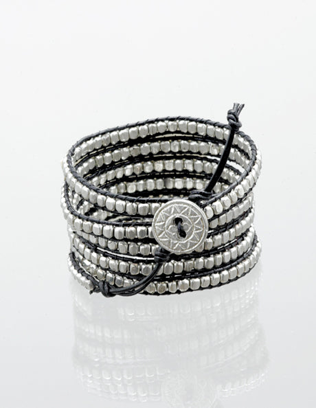Wicked Game Wrap Bracelet
