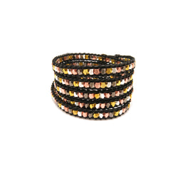 Tri-Color Dream Wrap Bracelet