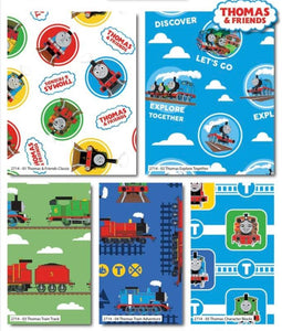 Thomas the Tank Engine - Thomas and Friends Classic Fat Quarter Pack