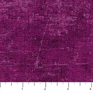 Elegantly Frightful Fabric Collection - Purple Canvas