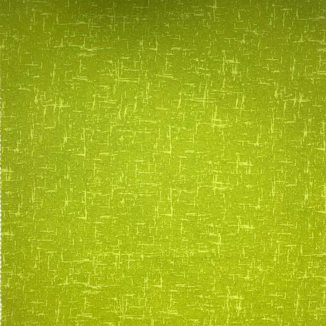 Textured Blender - Lime - per half metre