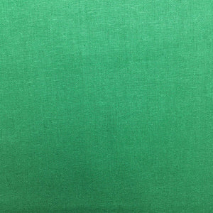 Homespun Cotton - Emerald - per half metre