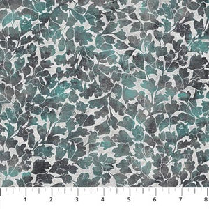 Artisan Spirit Shimmer Luminous - Small Leaf - per 1/4 metre