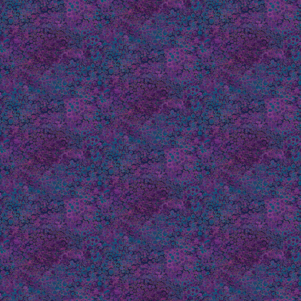 Shimmer Fabric Collection - Midnight Sky 22991M