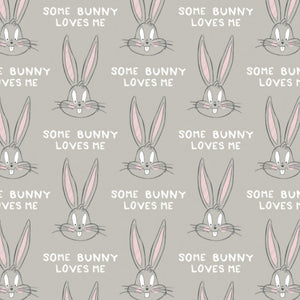 Looney Tunes - Little Dreamer Cotton Print - Some Bunny Loves Me