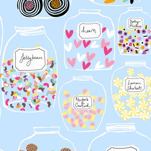 Sugar Rush Fabric Collection - Candy Jars