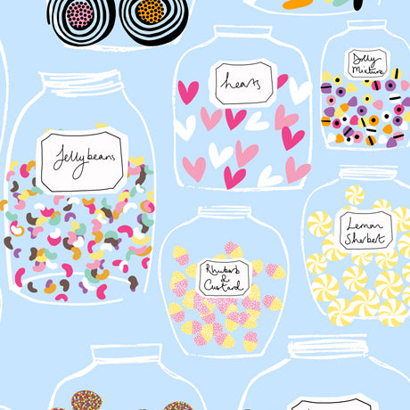 Sugar Rush - Candy Jars