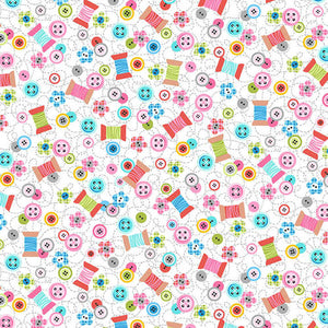 Sew Kind Cotton Print -Spools