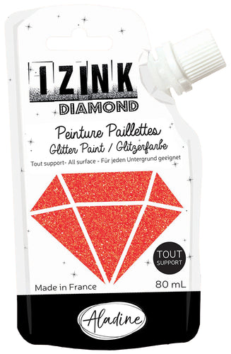Aladine Izink Diamond - Rouge