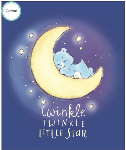 Care Bears Twinkle Twinkle Cotton Print Panel