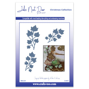 John Next Door Christmas Die - Miny Ivy