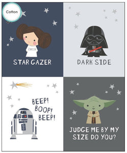 Star Wars Dreams Cotton Print Panel
