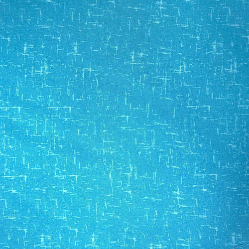 Textured Blender - Turquoise - per 1/4 metre