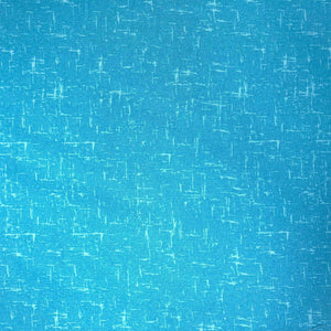 Textured Blender Fabric Collection - Turquoise