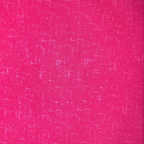 Textured Blender Fabric Collection - Cerise