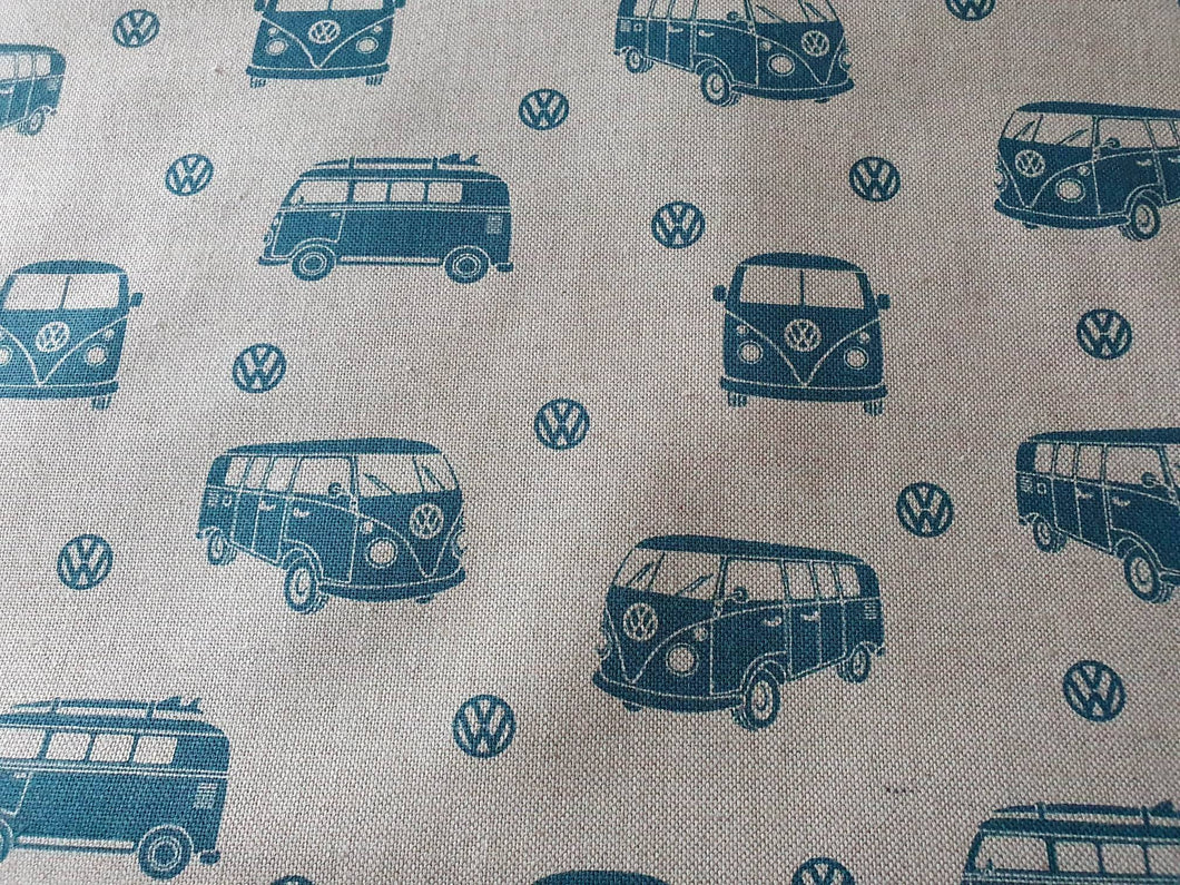 Canvas - VW Campervan - per half metre