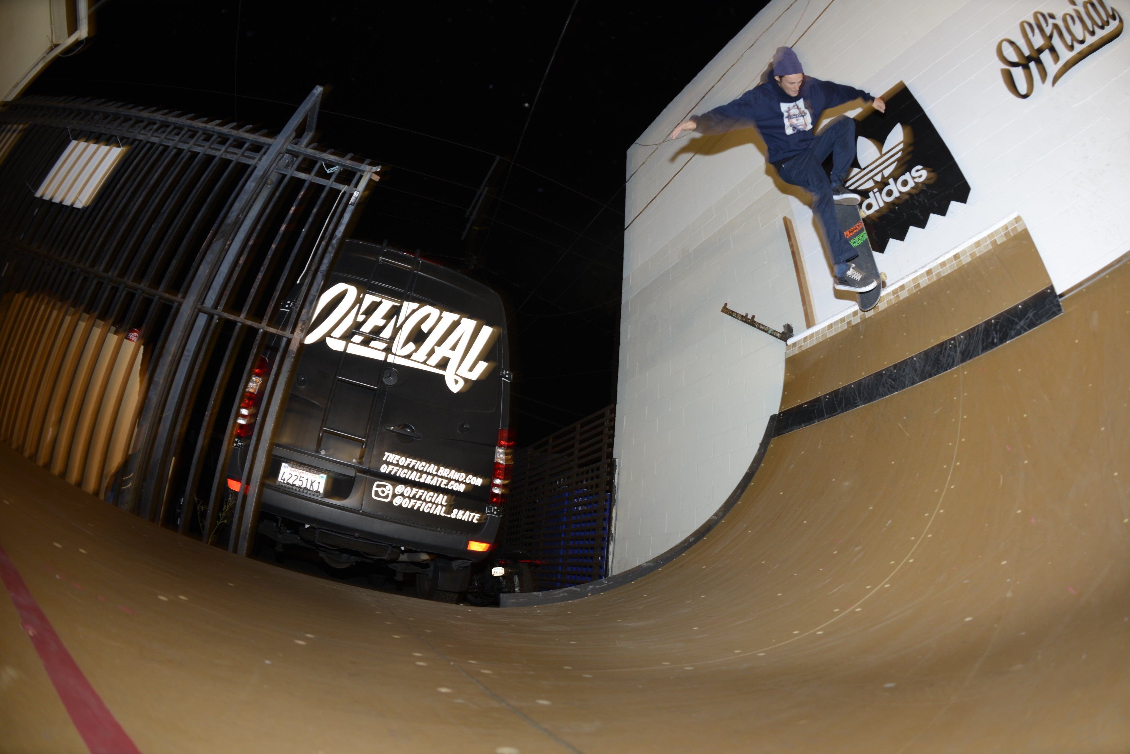 Sebo Walker Switch Blunt Official Skate Adidas Release Party