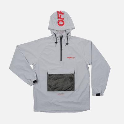 Aero Anorak Jacket Gray