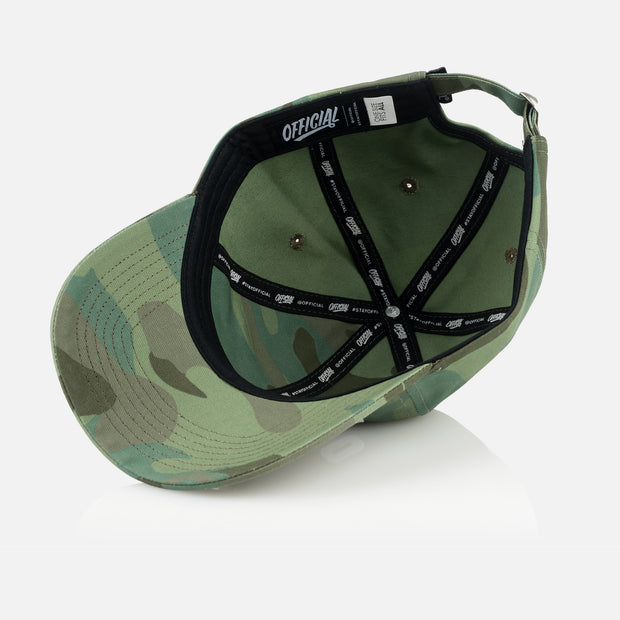 Arc Camo Dad Hat