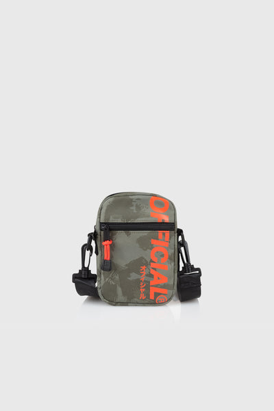 Brush Camo EDC Utility Shoulder Bag