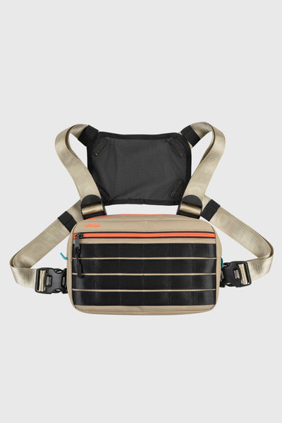 Compact Essential Chest Bag (Desert Coral)