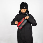 Vapour Shoulder/Hip Bag (Black Haze)