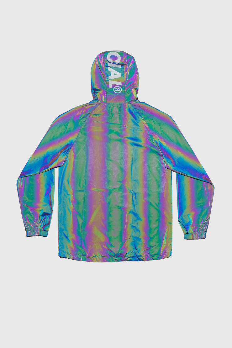 RFLCTIV Rainbow Reflective Jacket