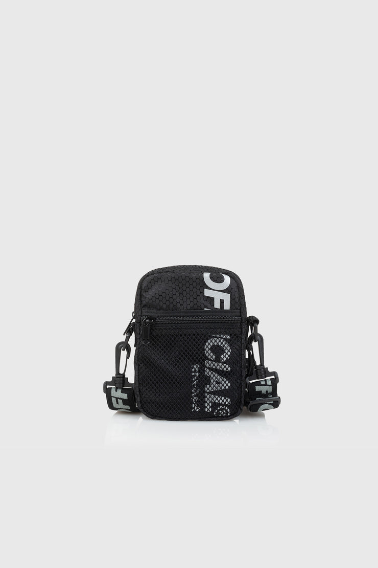 EDC Utility Shoulder Bag (Black)
