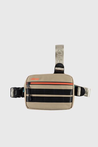 Essential Tri-Strap Chest Bag (Desert Coral)