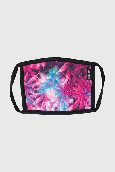 HAF Space Weed Face Mask