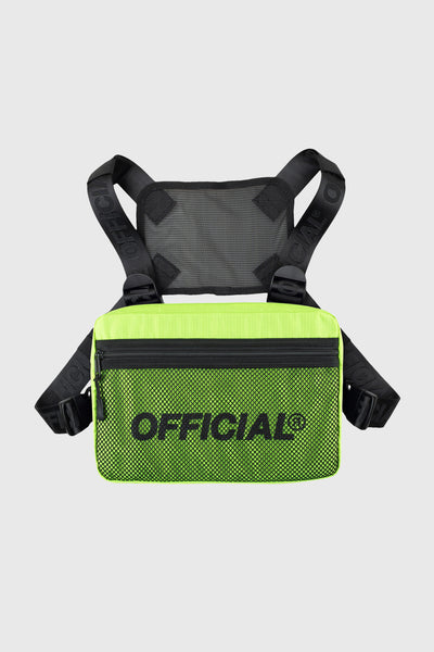 Melrose 2.0 Utility Chest Bag (Volt)