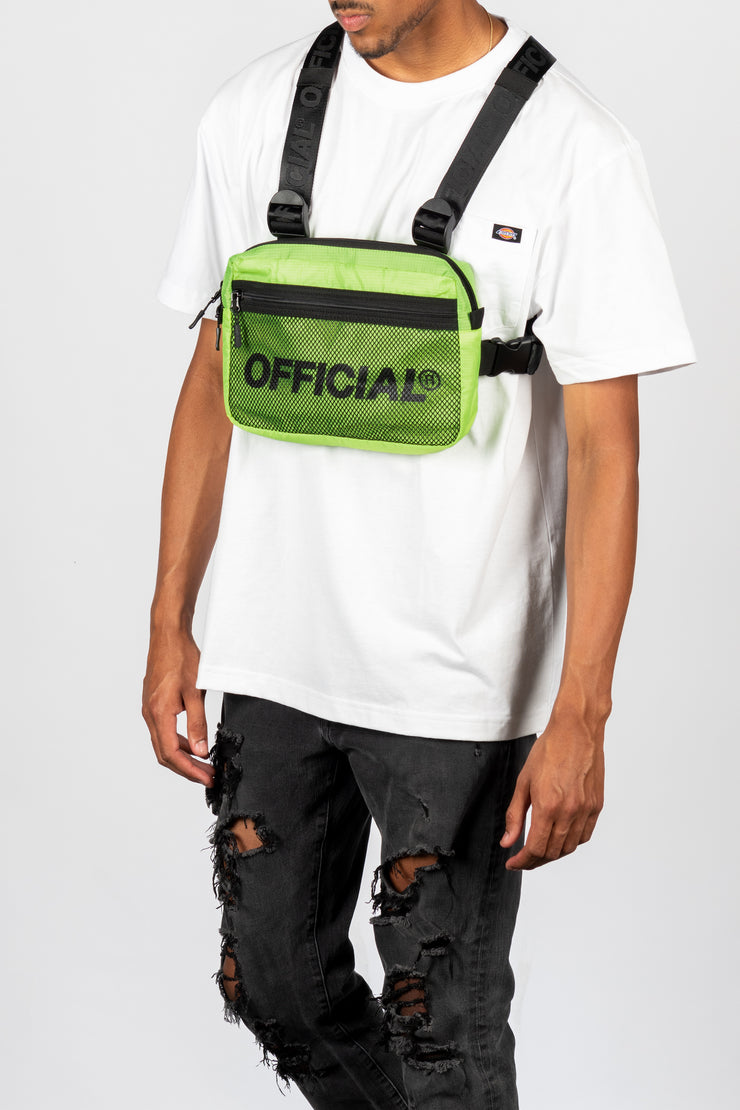 Melrose 2.0 Chest Utility Bag (Volt)