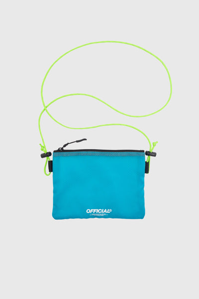 Vapour Mini Satchel (Blue)