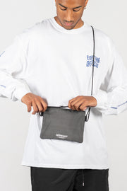 Vapour Mini Satchel (Grey)