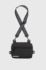 Neck Utility Bag - Black