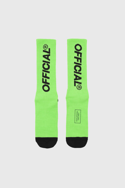 Neue Sock (Volt Green)