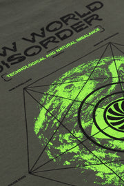 New World Disorder T-Shirt (Sage)