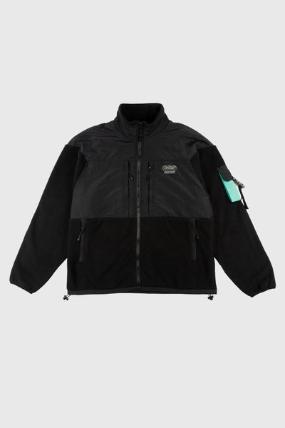 Ascent Tech Fleece Jacket (Black)