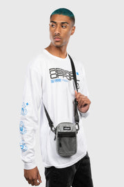 Essential EDC Shoulder Bag (Reflective Silver)