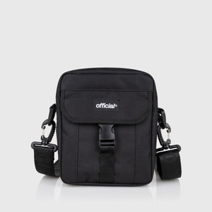 Essential Shoulder Bag (Black)