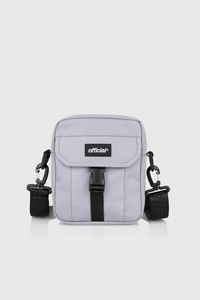 Essential Shoulder Bag (Grey)