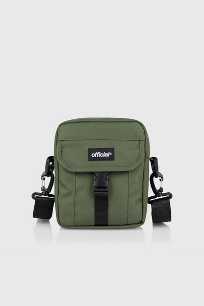 Essential Shoulder Bag (Olive)